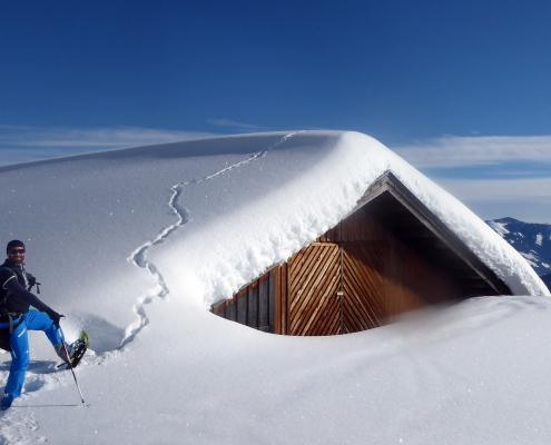 Schneeschuhwandern Kitzbühler Alpen, Wildschönau